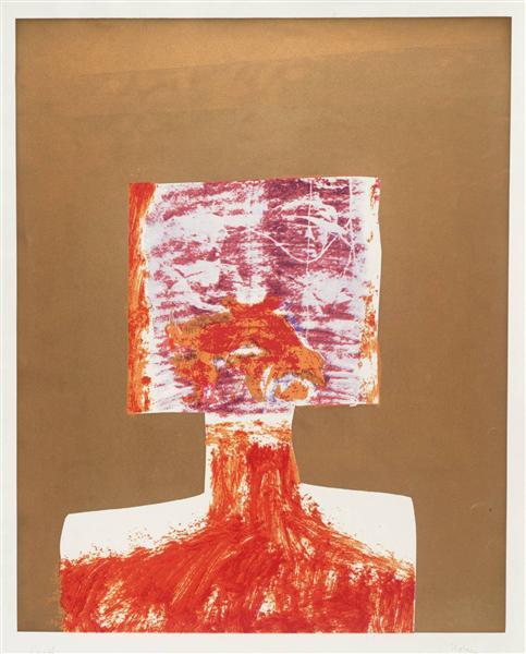 Kelly, 1965 - Sidney Nolan