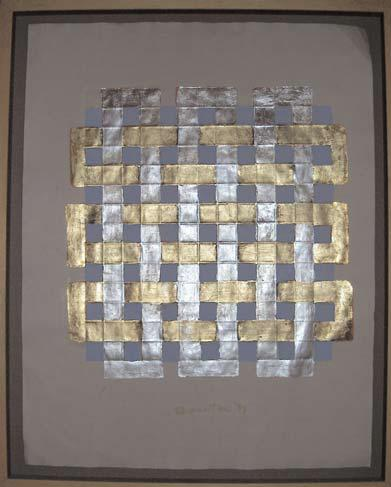 Woven Light, 1999 - Silviu Oravitzan
