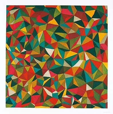 Complex Forms, 1988 - Sol LeWitt