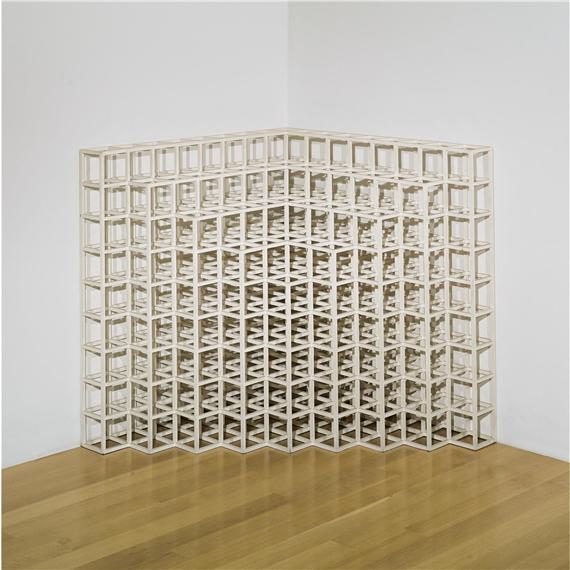 Corner Piece No. 2, 1976 - 索爾·勒維特