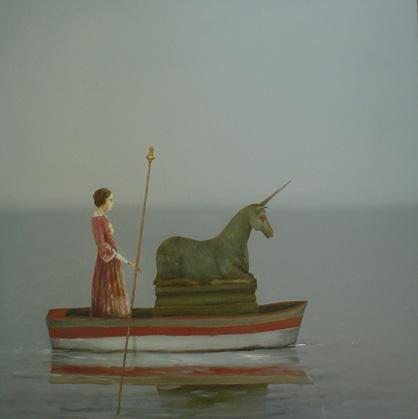 The Journey of the Stone Unicorn, 2005 - Stefan Caltia