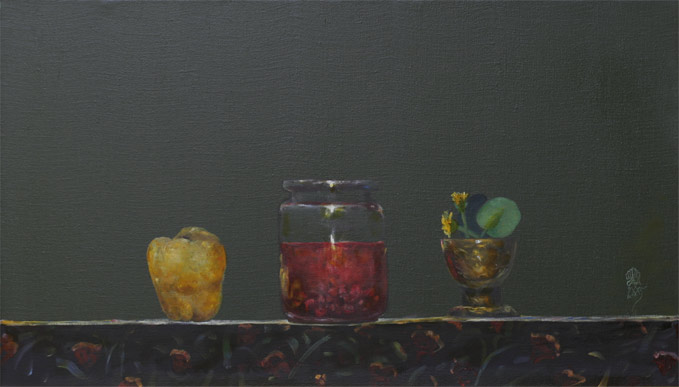 The Quince and the Raspberry Jar, 2005 - Stefan Caltia