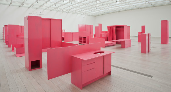 As He Remembered It (Installation View) - Stephen Prina