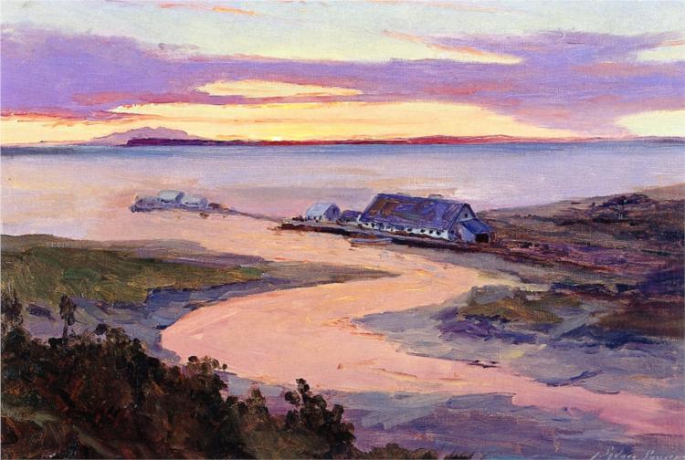 Emard Salmon Cannery, 1915 - Сідні Лоуренс