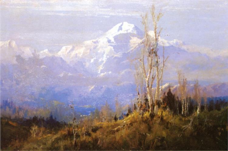 Mount McKinley - Sydney Laurence