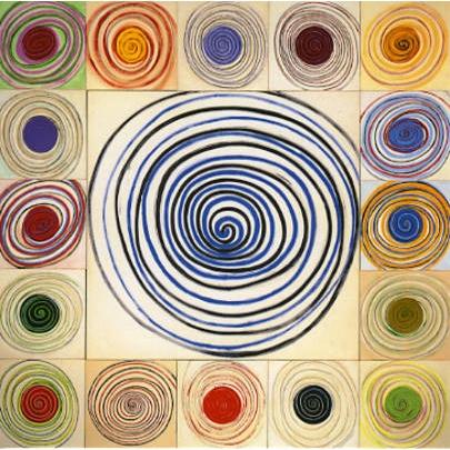 Spirals, 1991 - Terry Frost