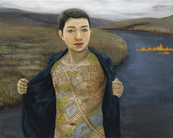 Lost, 2001 - Tetsuya Ishida
