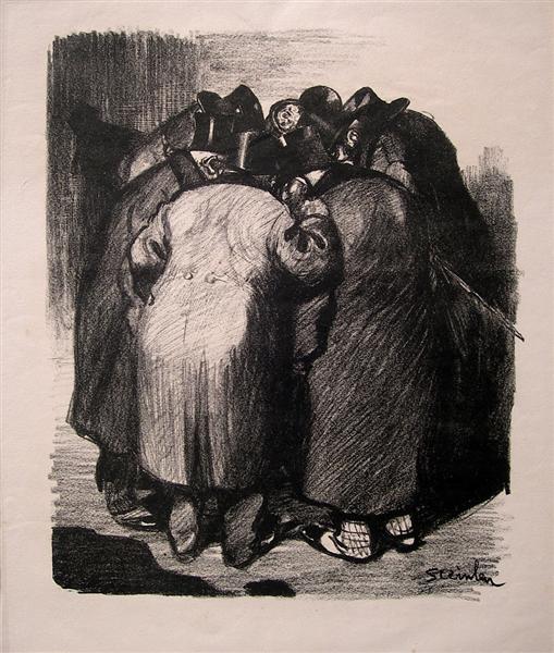 Association de Malfaiteurs, 1897 - Theophile Steinlen
