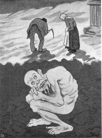 Folk Og Trold - Theodor Severin Kittelsen