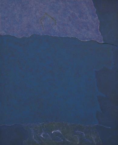 Infinity Field, Lefkada Series, 1983 - Theodoros Stamos