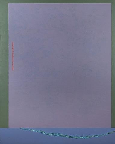 Infinity Field, Nemea Series #4, 1973 - Theodoros Stamos