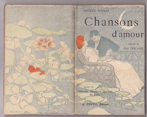 Chansons d'Amour, 1893 - Theophile Steinlen