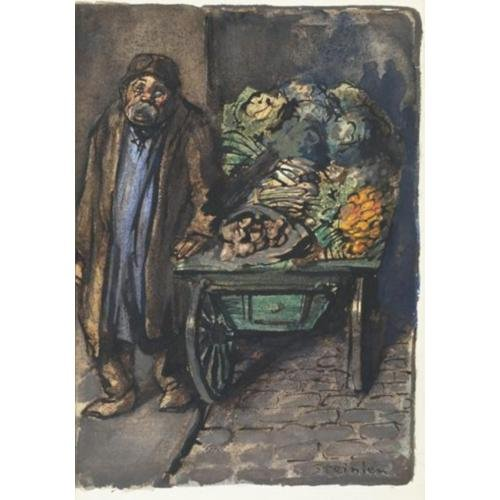 L'Affaire Crainquebille - Theophile Steinlen