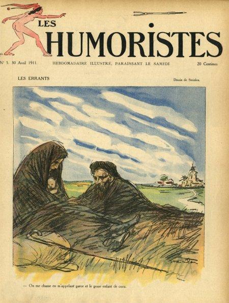 Les Humoristes - Theophile Steinlen