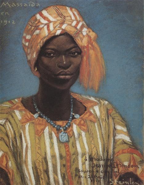 Massaida, 1912 - Theophile Steinlen