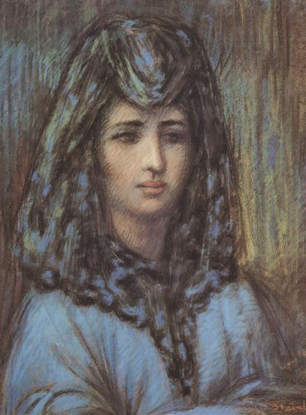 Spaniard, 1897 - Theophile Steinlen