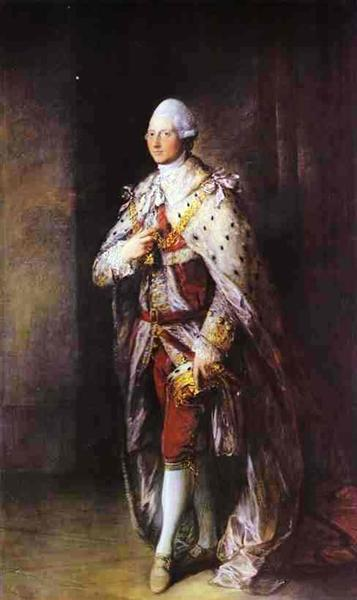 Henry Frederick, Duke of Cumberland, 1777 - Thomas Gainsborough