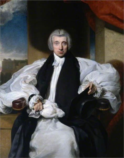 William van Mildhert, 1829 - Thomas Lawrence