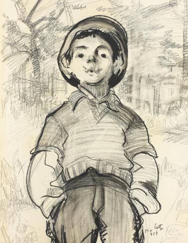 Fluierici, 1958 - Tia Peltz