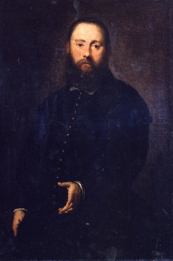 Portrait of Agostino Doria, 1550 - 1553 - Tintoretto