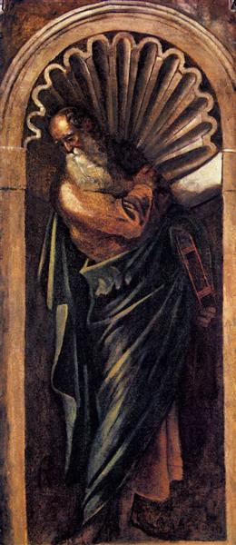 Prophet, 1566 - 1567 - Jacopo Tintoretto