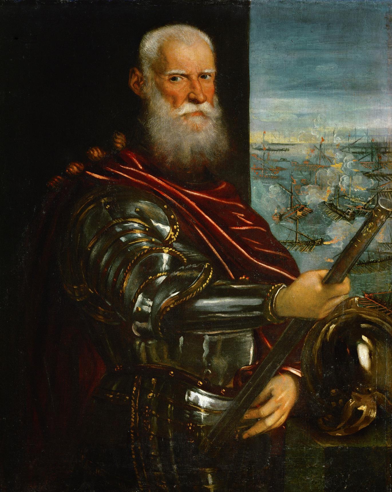 Sebastiano Venier, 1571