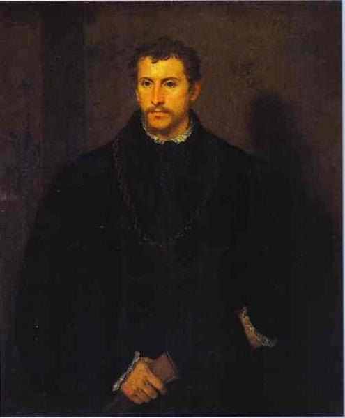 The Young Englishman - Titian