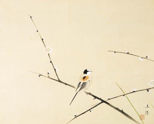 Soshun (Early spring) - Okumura Togyu