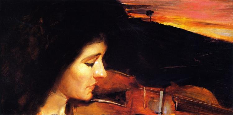Adagio, 1899 - Tom Roberts