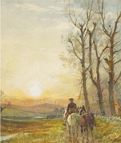 Homewards, 1920 - Tom Scott