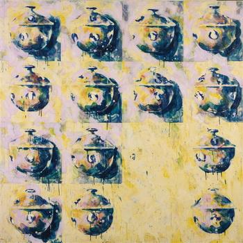 14 Ginger Jars, 1982 - Тони Шерман