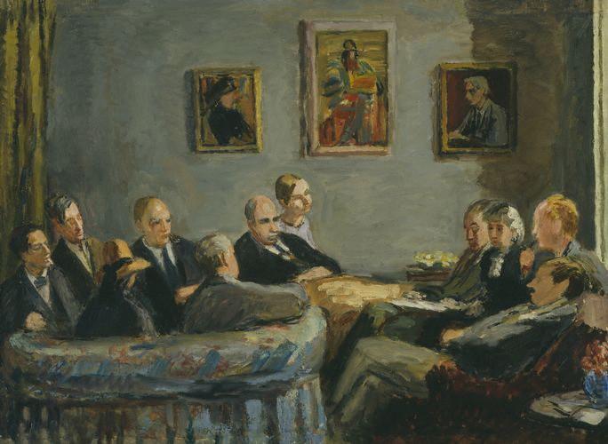 The Memoir Club, 1943 - Vanessa Bell
