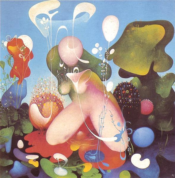 Prohibited Thoughts, 1973 - Vangel Naumovski