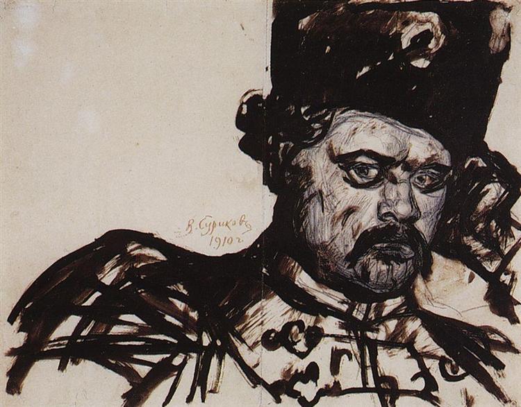 Stepan Razin, 1910 - Vasily Surikov