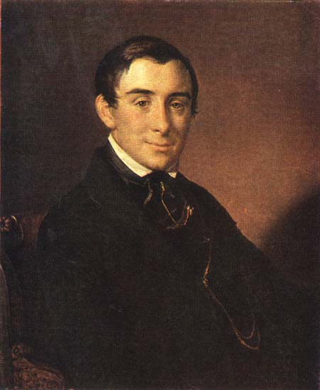 Poles, Alexander A. - Vasily Tropinin