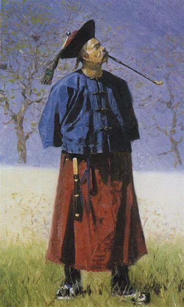 Chinese, 1873 - Vassili Verechtchaguine
