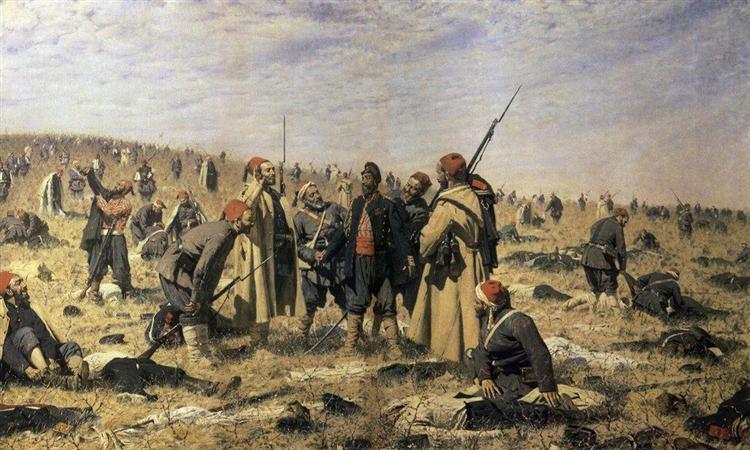 Winners, 1878 - 1879 - Vasily Vereshchagin