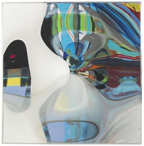 Glas-Spiegel-Verformung 4-70 - Victor Bonato