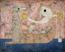 Consciousness of Shock - Victor Brauner
