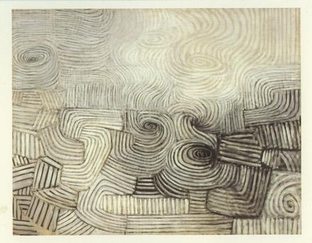 The Snowstorm, 1950 - Віктор Пасмор