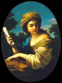 Music's allegory - Vieira Portuense