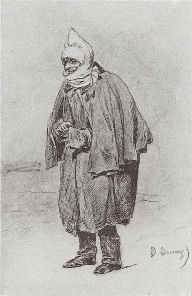 Pharmacist, 1871 - Viktor Vasnetsov