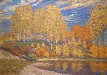 Autumn Sun - Vilhelms Purvitis