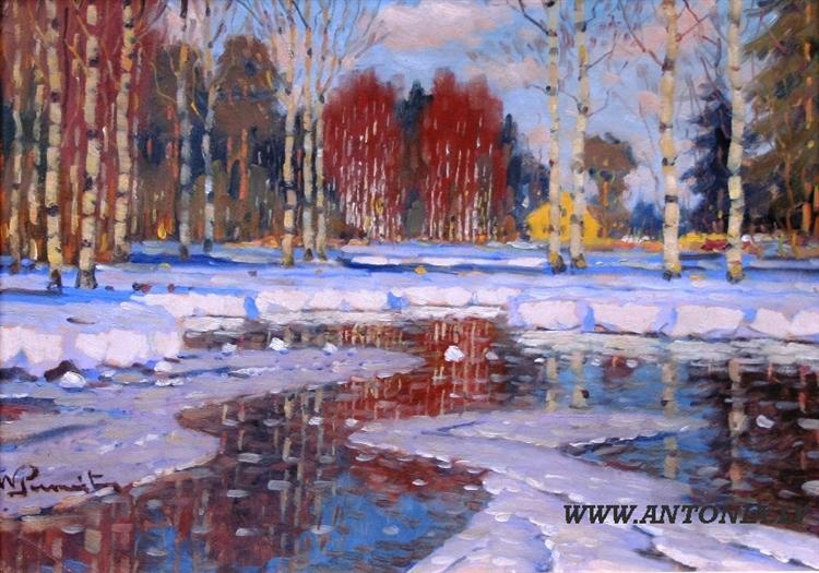 Pavasaris, 1930 - Вільгельм Пурвітіс