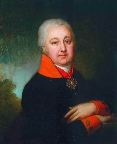 Nikolai Mikhailovich Yakovlev - Vladimir Borovikovsky