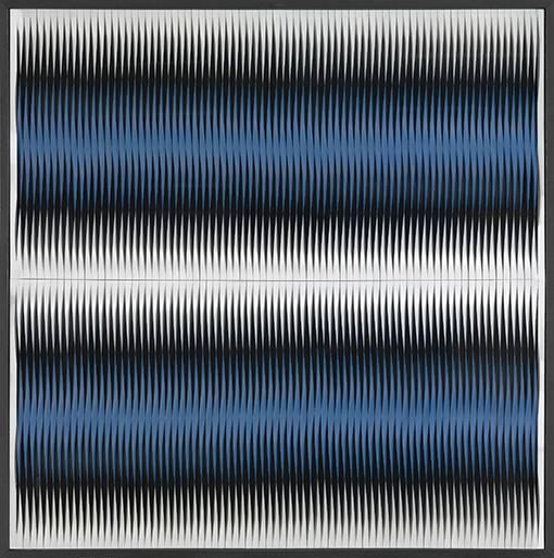 Torsions Mobilo-Static, 1967 - Walter Leblanc