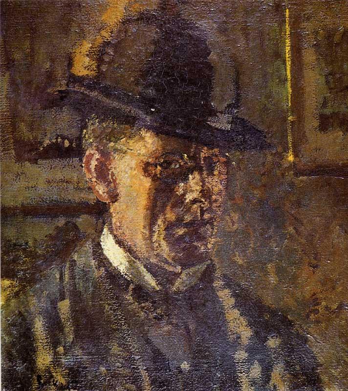 The Juvenile Lead (Self Portrait), 1907