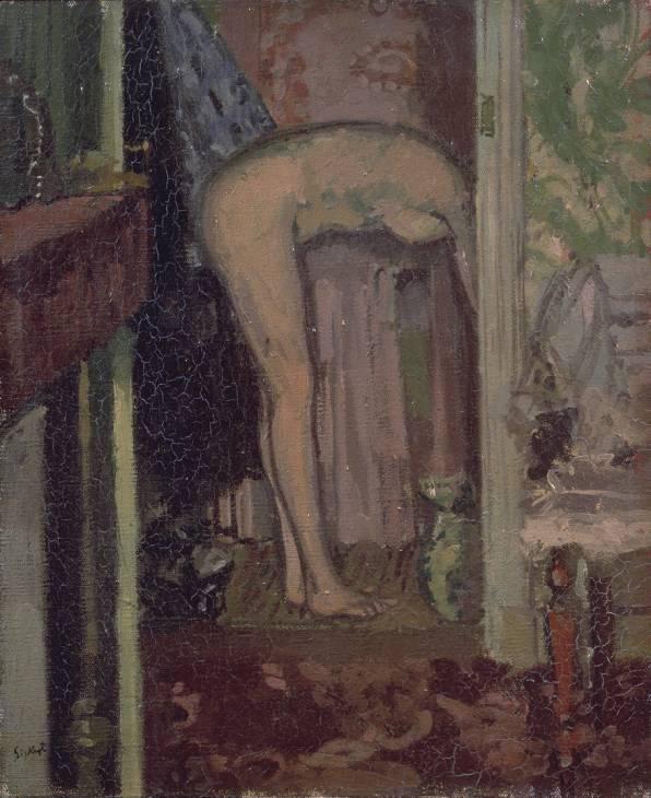 Woman Washing her Hair, 1906