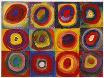 Vassily Kandinsky 226 œuvres D Art Peinture