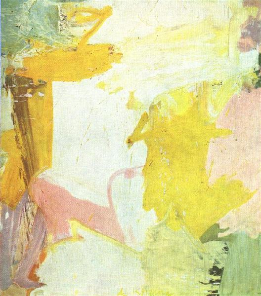 Rosy Fingered Dawn at Louise Point, 1963 - Willem de Kooning